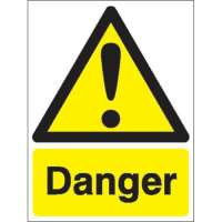 Danger Signs Manufacturers