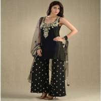 Embroidered Anarkali Suits Manufacturers