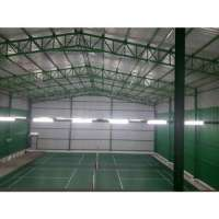 Badminton Court Roofing Shed Manufacturers