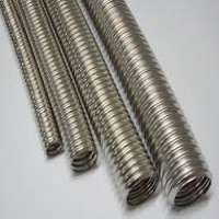 Corrugated Stainless Steel Tube Manufacturers