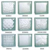 玻璃块 制造商