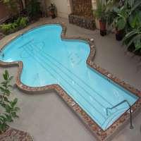 形状的游泳池 制造商