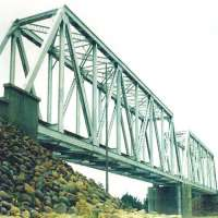 Railway Bridge Construction Service Manufacturers