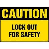 锁定标志 制造商