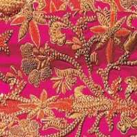 Zardozi Embroidery Work Manufacturers