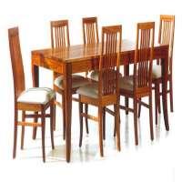 木餐桌集合 制造商