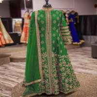 Georgette Churidar Suits Importers