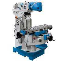Universal Milling Machine Manufacturers