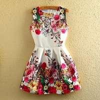 Floral Printed Dress Manufacturers