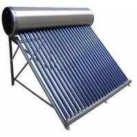 ETC太阳能热水器 制造商