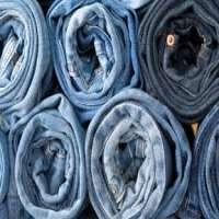蓝色牛仔布牛仔裤 制造商