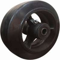 Molded Rubber Wheels Importers