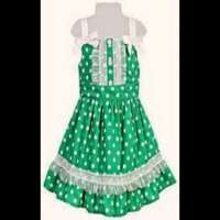 Girls Cotton Frocks Manufacturers