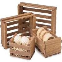 Wooden Gift Basket Manufacturers