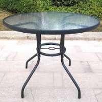 玻璃花园桌 制造商
