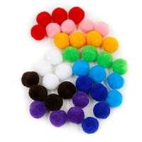 彩色棉球 制造商