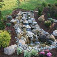 Outdoor Waterfalls Manufacturers