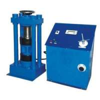 Cube Compression Testing Machine Importers