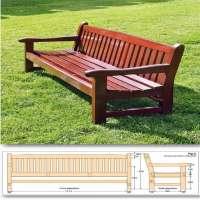 户外花园长椅 制造商