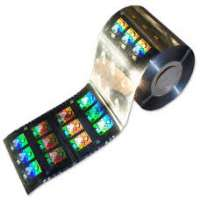Hologram Rolls Manufacturers