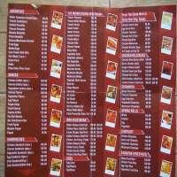 酒店菜单卡 制造商