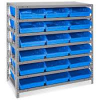 Shelf Bins Manufacturers