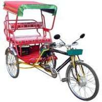 Tricycle Rickshaw Manufacturers