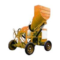 Hydraulic Concrete Mixer Manufacturers