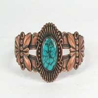 Copper Turquoise Bracelet Manufacturers
