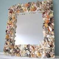 Shell Mirror Frame Manufacturers