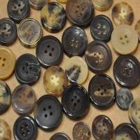 Imitation Horn Button Importers