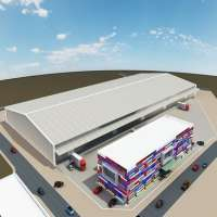 Warehouse Design Service Manufacturers