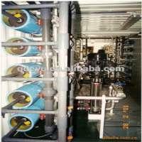 反渗透系统移动式水处理厂化学净化水系统反渗透系统工厂