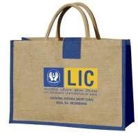 黄麻购物袋