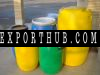 plastic Drums capacity of 40 lit to 220 lit open moth &amptight head