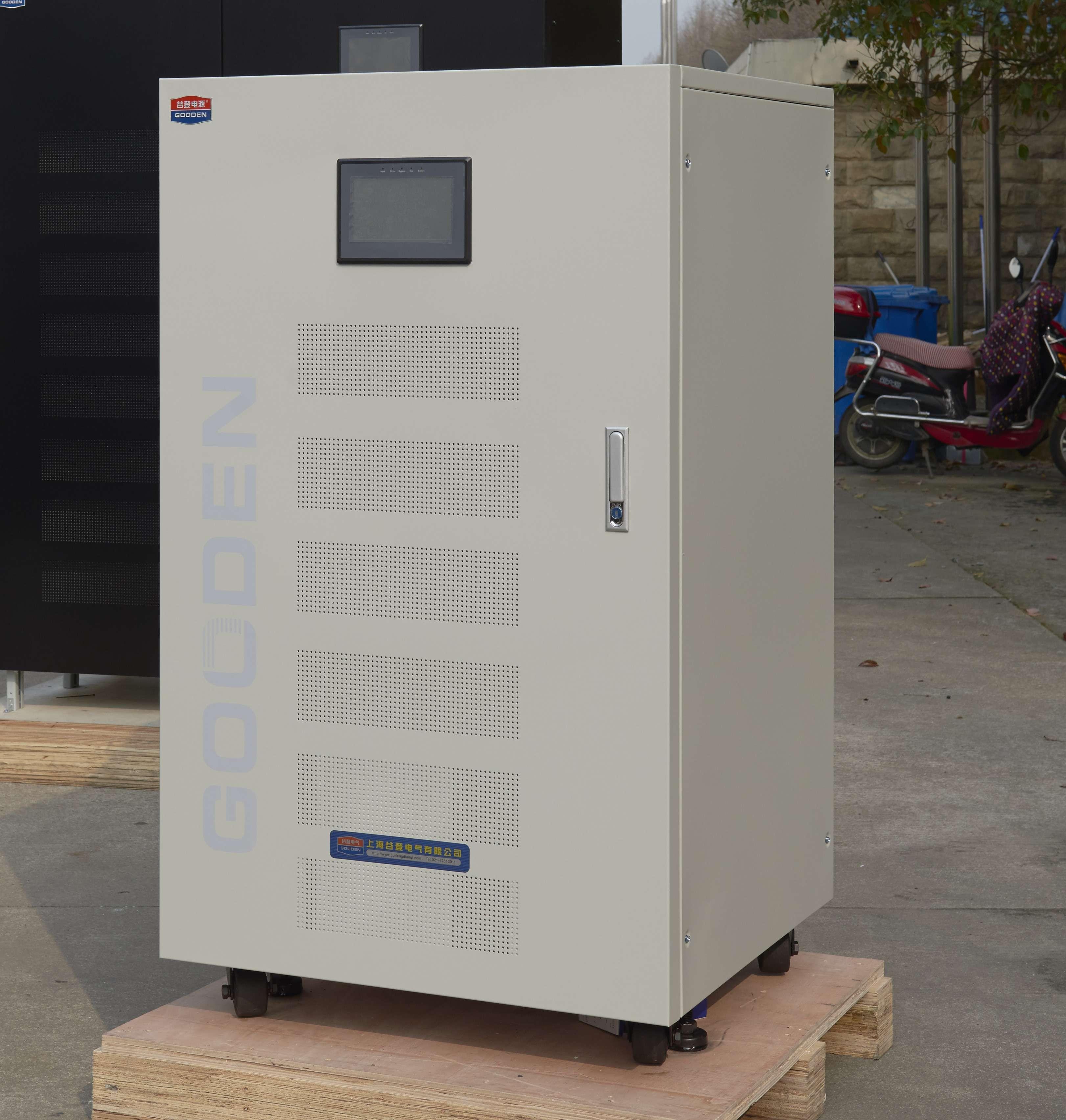 基于变压器的在线工业三相UPS 10kva-400kva