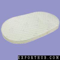 椭圆形婴儿床垫透气泡沫填充