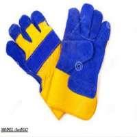 皮革工业手套,任意尺寸:IN