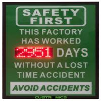 工厂安全评分表