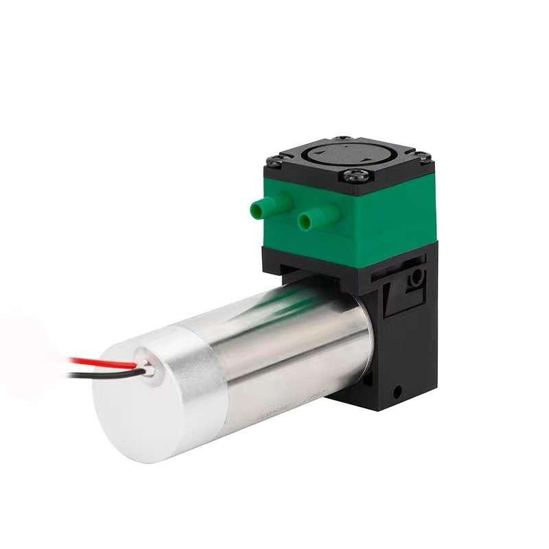 DC 12V / 24V单头无刷电机微型隔膜泵
