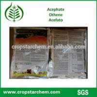 乙酰甲胺磷杀虫剂