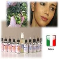 化妆品氧气面部护理和身体护理:意大利氧气面部护理