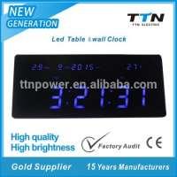 Digital Calendar Clock