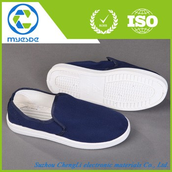 Cleanroom Leather mesh shoes