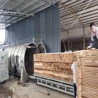 高频木材真空干燥机