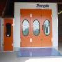 Spray Booth Equipment