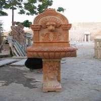 级联墙喷泉