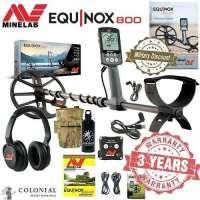 折扣价格Equinox 800金属金探测器实惠的价格