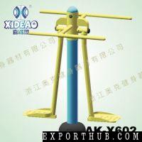 健身房双摇板AKX602