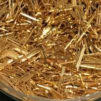 Original Gold Plate Cpu Pins Scrap For Sale